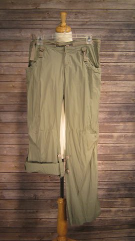 American Rag Cie Olive Green Cargo Pants Size 7