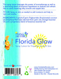 Florida Salt Scrubs Florida Glow Spray Lotion, 60 Milliliter, Orange