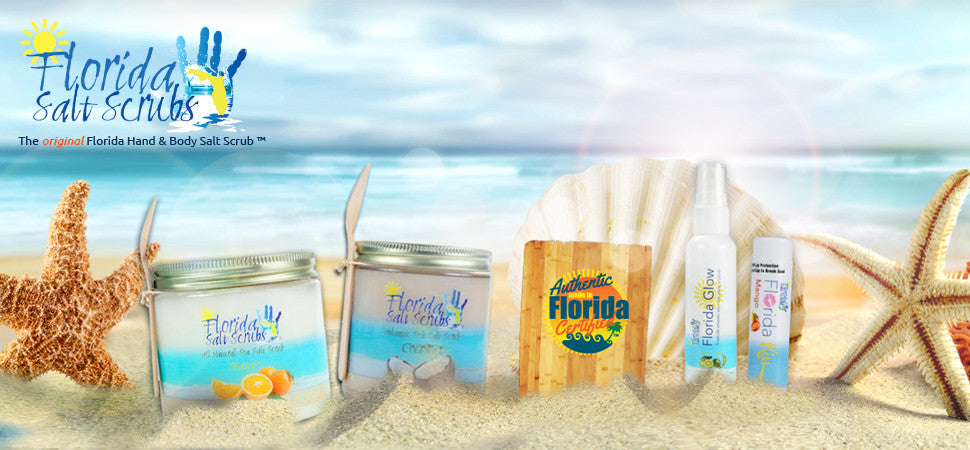 Florida Salt Scrubs