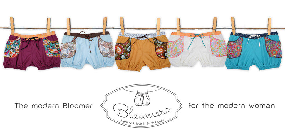 Bleumers Bloomer Shorts