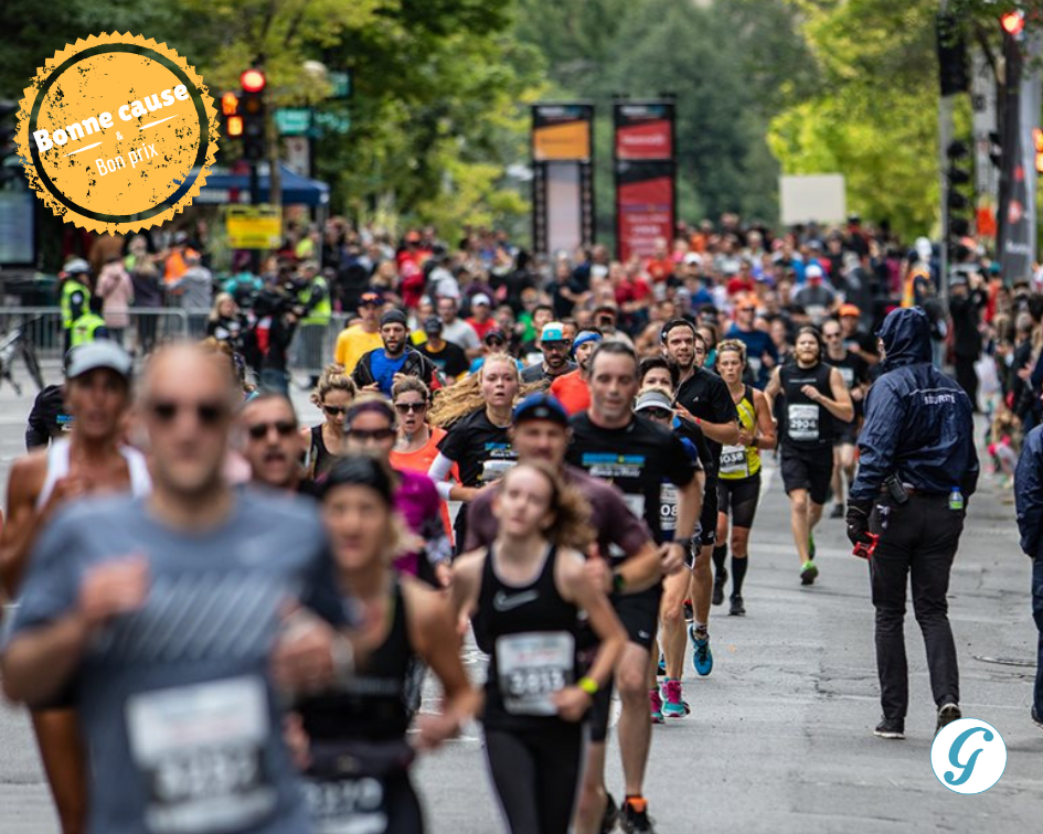 Marathon international Oasis de Montréal 2019