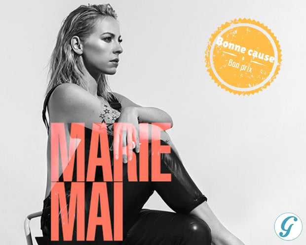 Marie Mai - Loge Aon, 10 places - Centre Bell