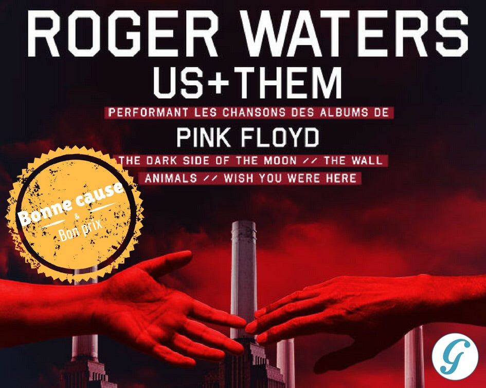 Roger Waters - Centre Bell