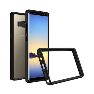 Bumper RhinoShield CrashGuard parar Galaxy Note 8
