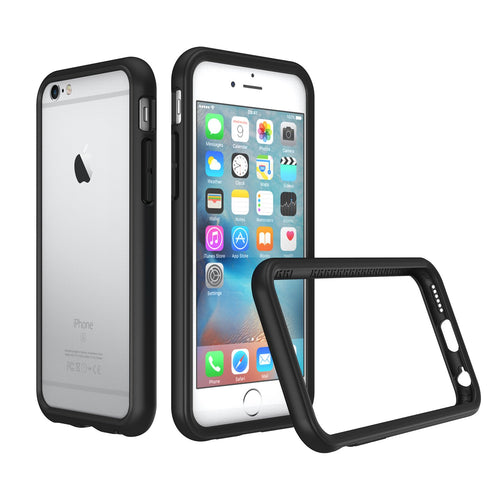 Bumper RhinoShield CrashGuard parar iPhone 6 Plus y 6s Plus