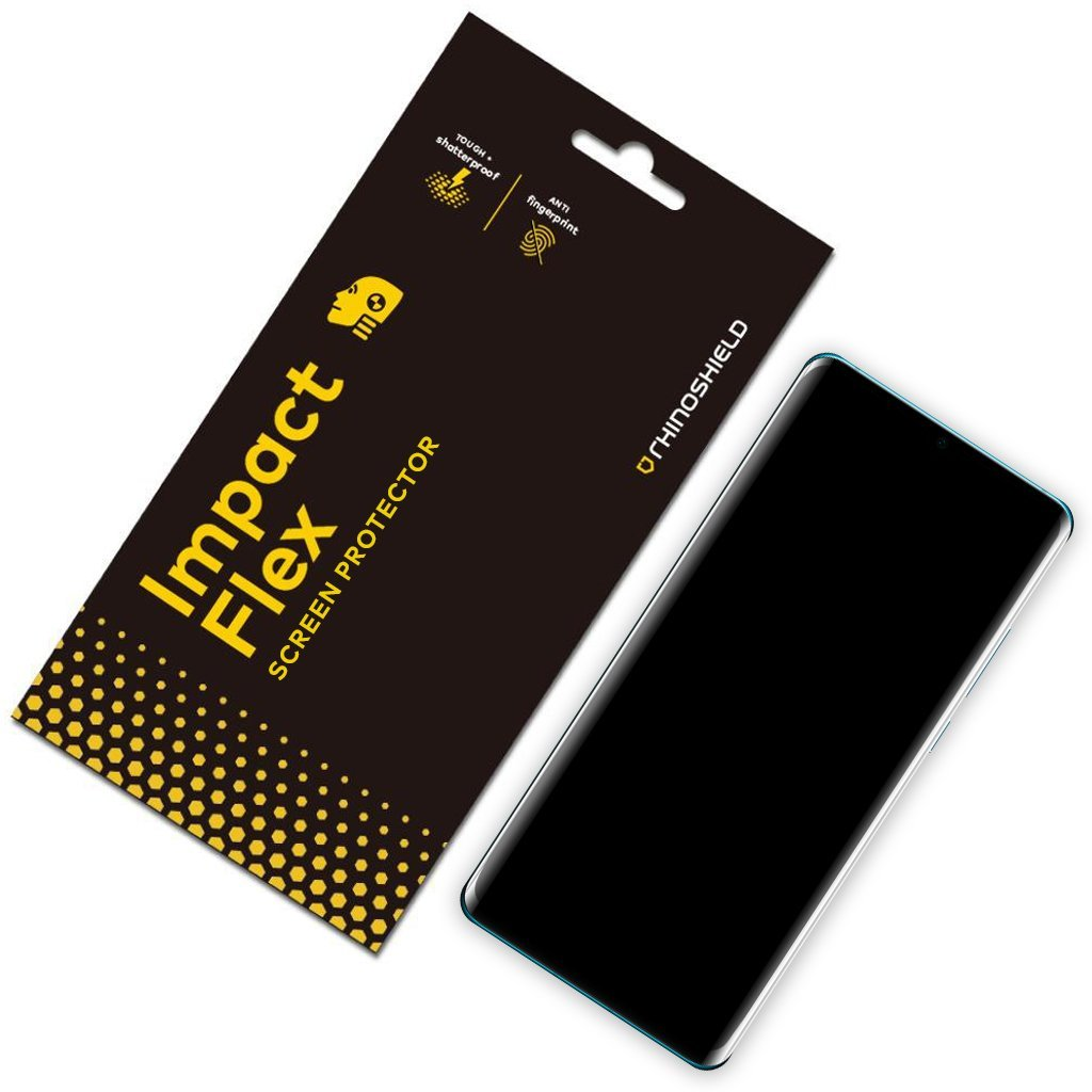 RhinoShield Impact Flex Screen Protector - Huawei P30 Pro