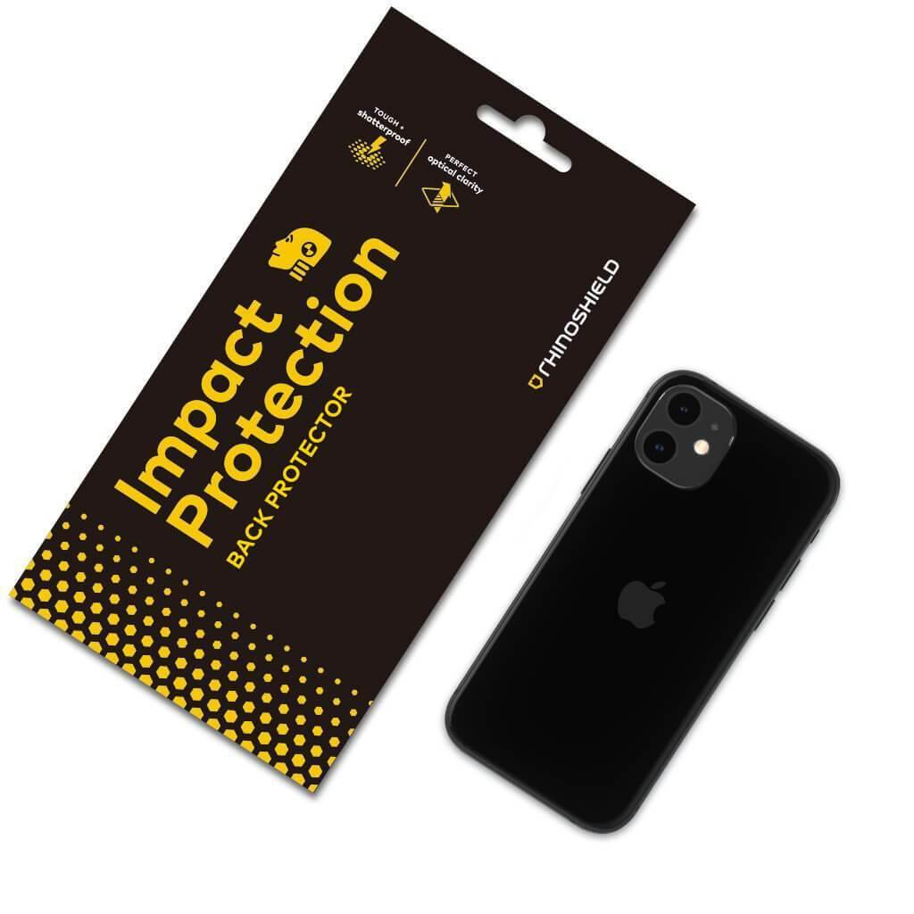 Mica Contra Impactos Trasera Rhinoshield para iPhone 12 Mini