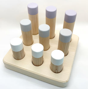 Peg Sorter Learning Toy