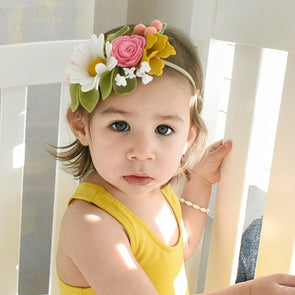 Daisy Mini Crown