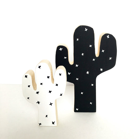 Timber Saguaro Set
