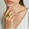 Peridot 'Valentina' Cocktail Ring - Paolo Costagli - 3