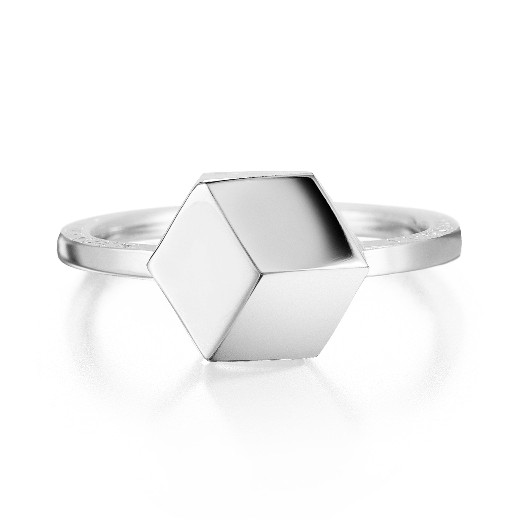 White Gold 'Brillante®' Ring, Petite - Paolo Costagli - 1