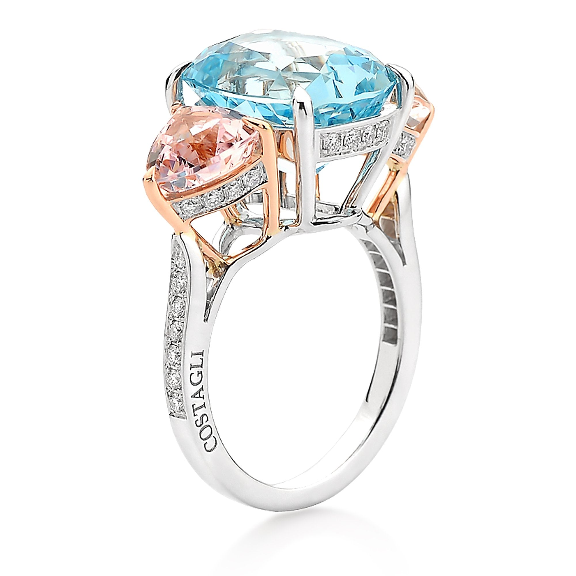 with fresh of morganite carat wedding ring lively rings our inspired blake engagement