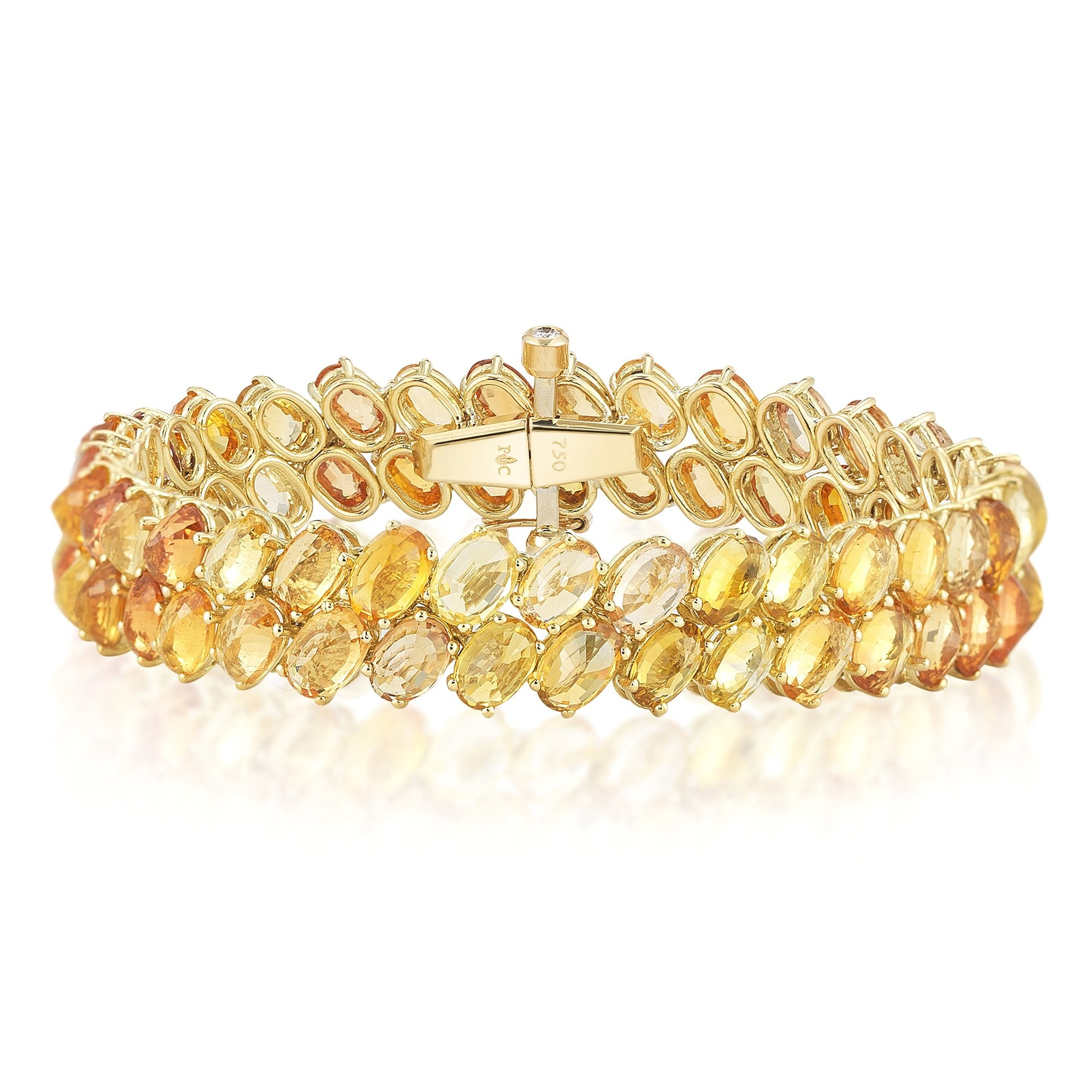 blue image white diamond bracelets jewellery yellow ceylon sapphire coloured bracelet gold bangles stone