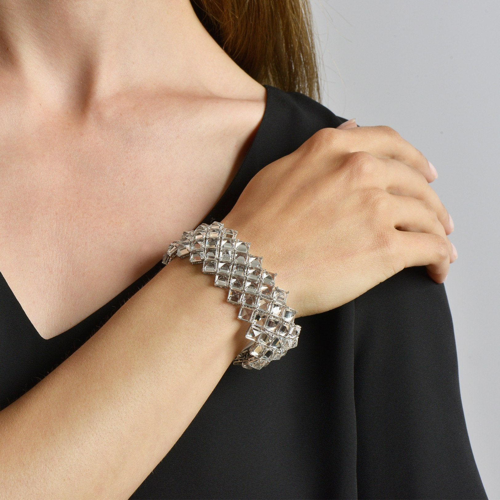 White Topaz 'Very PC'® Bracelet - Paolo Costagli - 2