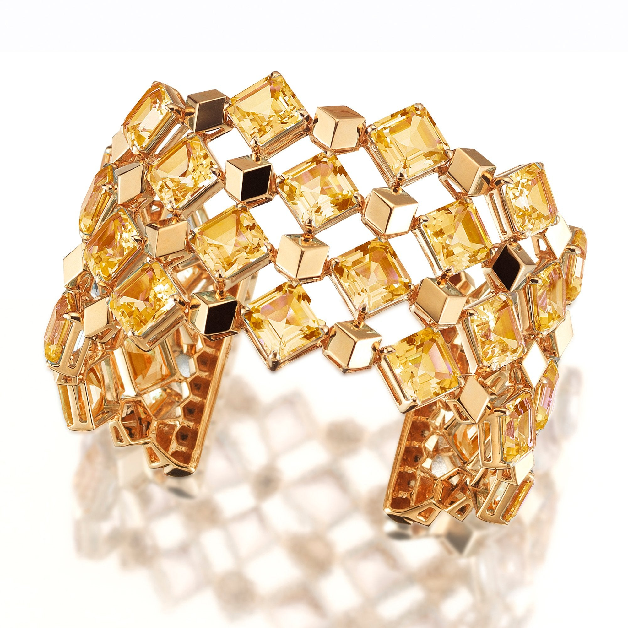 Citrine 'Very PC'® Cuff - Paolo Costagli - 1
