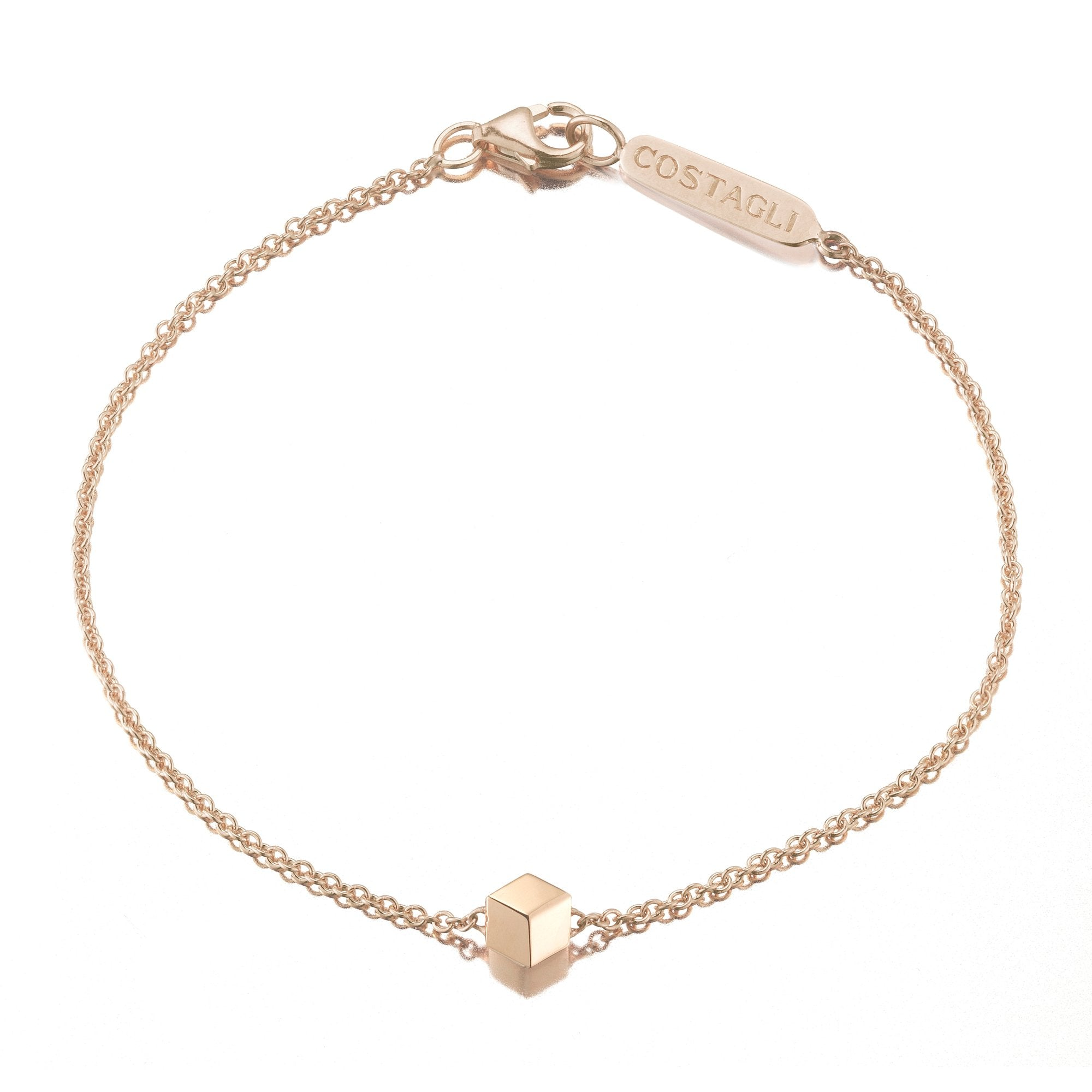 Rose Gold 'Brillante®' Natalie Bracelet - Paolo Costagli