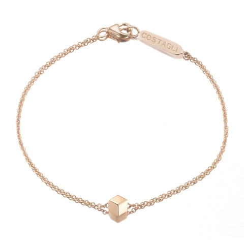 premier design rose gold bracelet