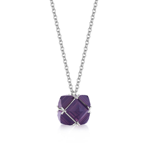 Amethyst Very PC® Pendant Necklace, Petite - Paolo Costagli