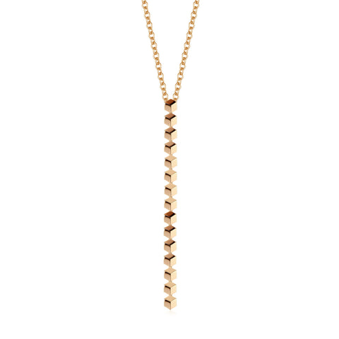 Rose Gold Brillante® Sexy Pendant Necklace - Paolo Costagli