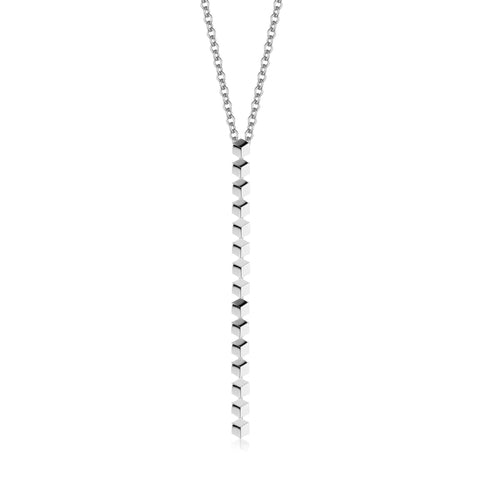 White Gold Brillante® Sexy Pendant Necklace - Paolo Costagli
