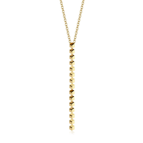 Yellow Gold Brillante® Sexy Pendant Necklace - Paolo Costagli