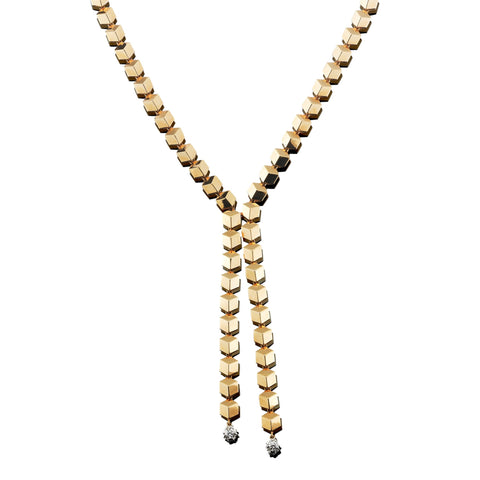 Rose Gold Brillante® Sexy Necklace - Paolo Costagli