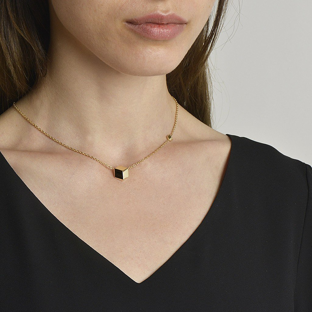 Yellow Gold 'Brillante®' Pendant Necklace - Paolo Costagli - 2