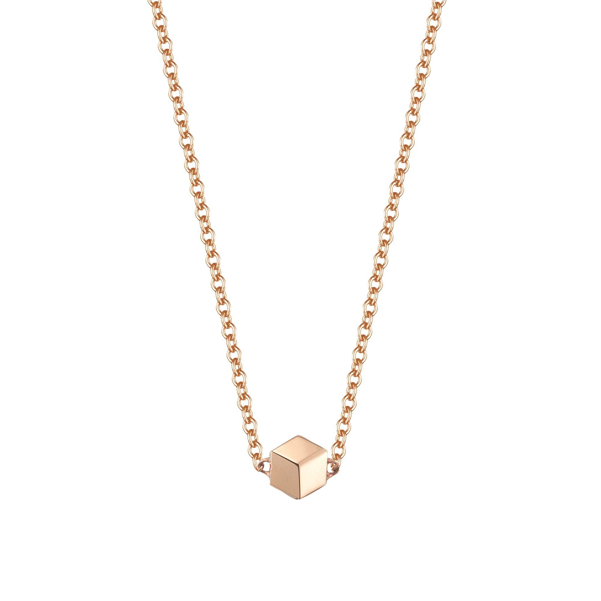Buy 18kt Custom Rose Gold Necklace Design For Women Paolo Costagli