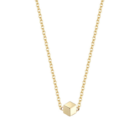 18kt Yellow Gold Brillante® Natalie Necklace - Paolo Costagli