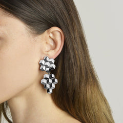 White Gold 'Brillante®' Earrings, Grande - Paolo Costagli - 2