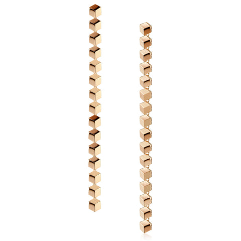 Rose Gold Brillante® Sexy Earrings - Paolo Costagli
