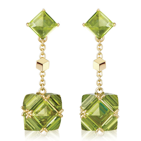 Peridot Very PC® Earrings, Petite - Paolo Costagli