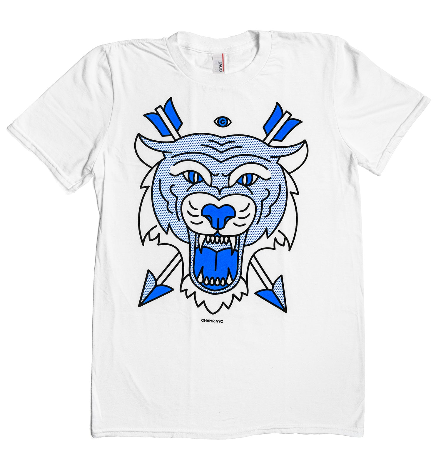 Dead Tiger T-Shirt Limited Run