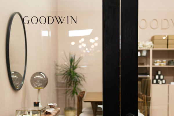 Come On In | Goodwin Studio Tour