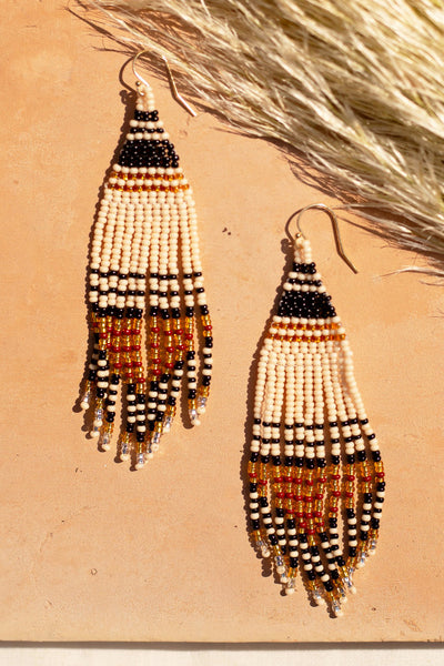 Sierra Earrings—Guadalupe