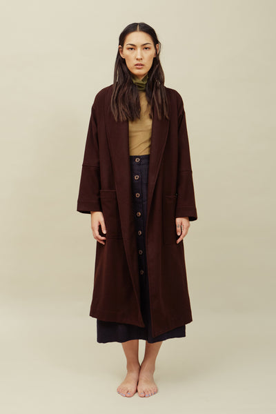 Brown Nickita Coat