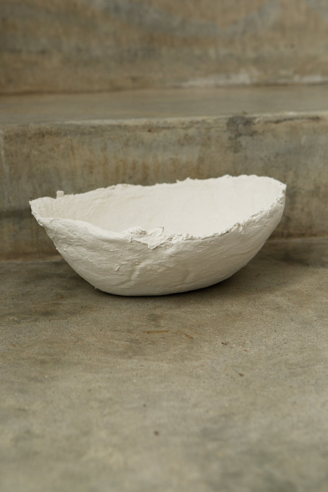Large Papier-Mâché Bowl