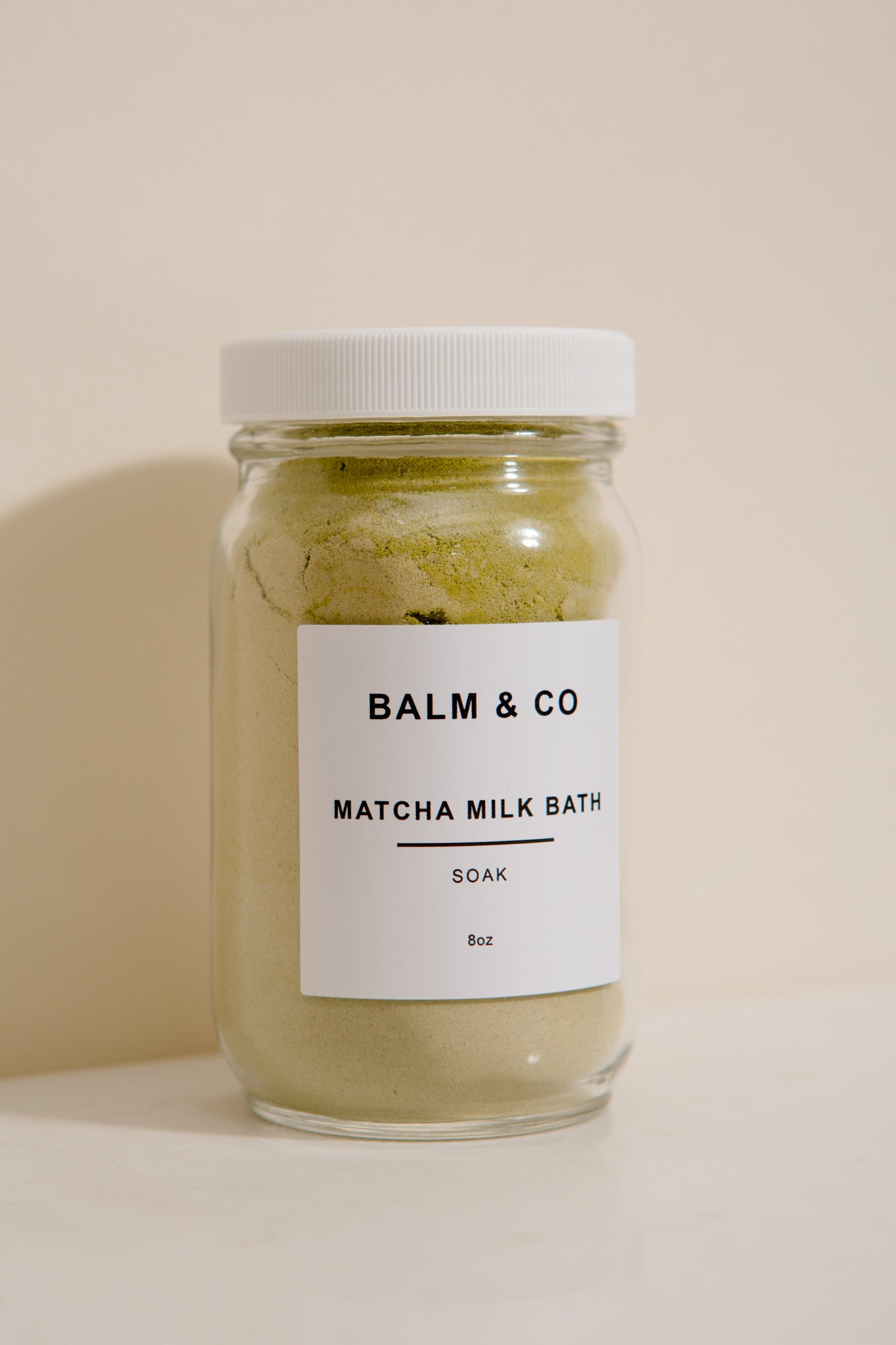 Matcha Milk Bath Soak