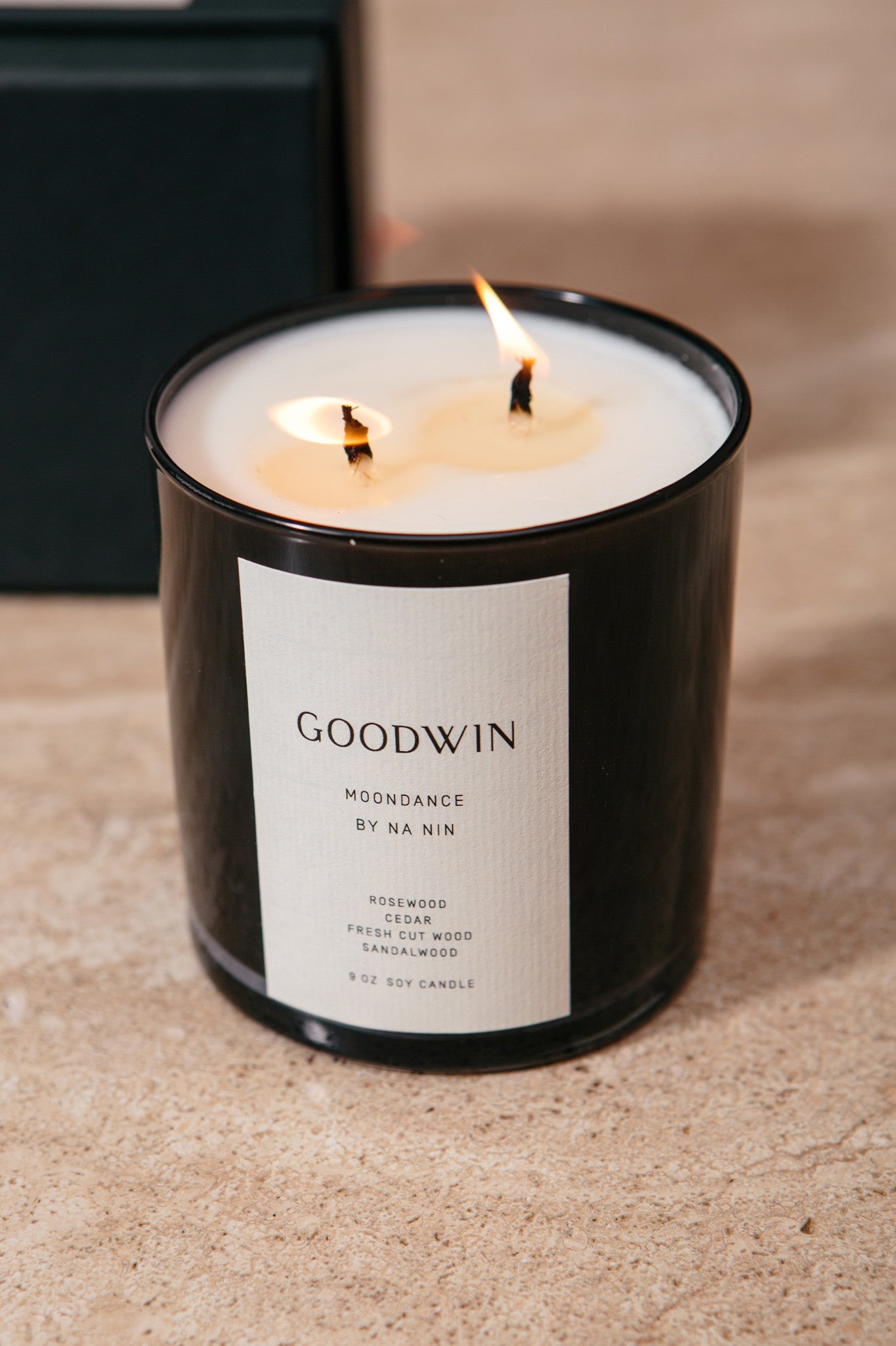 Goodwin Moondance Candle