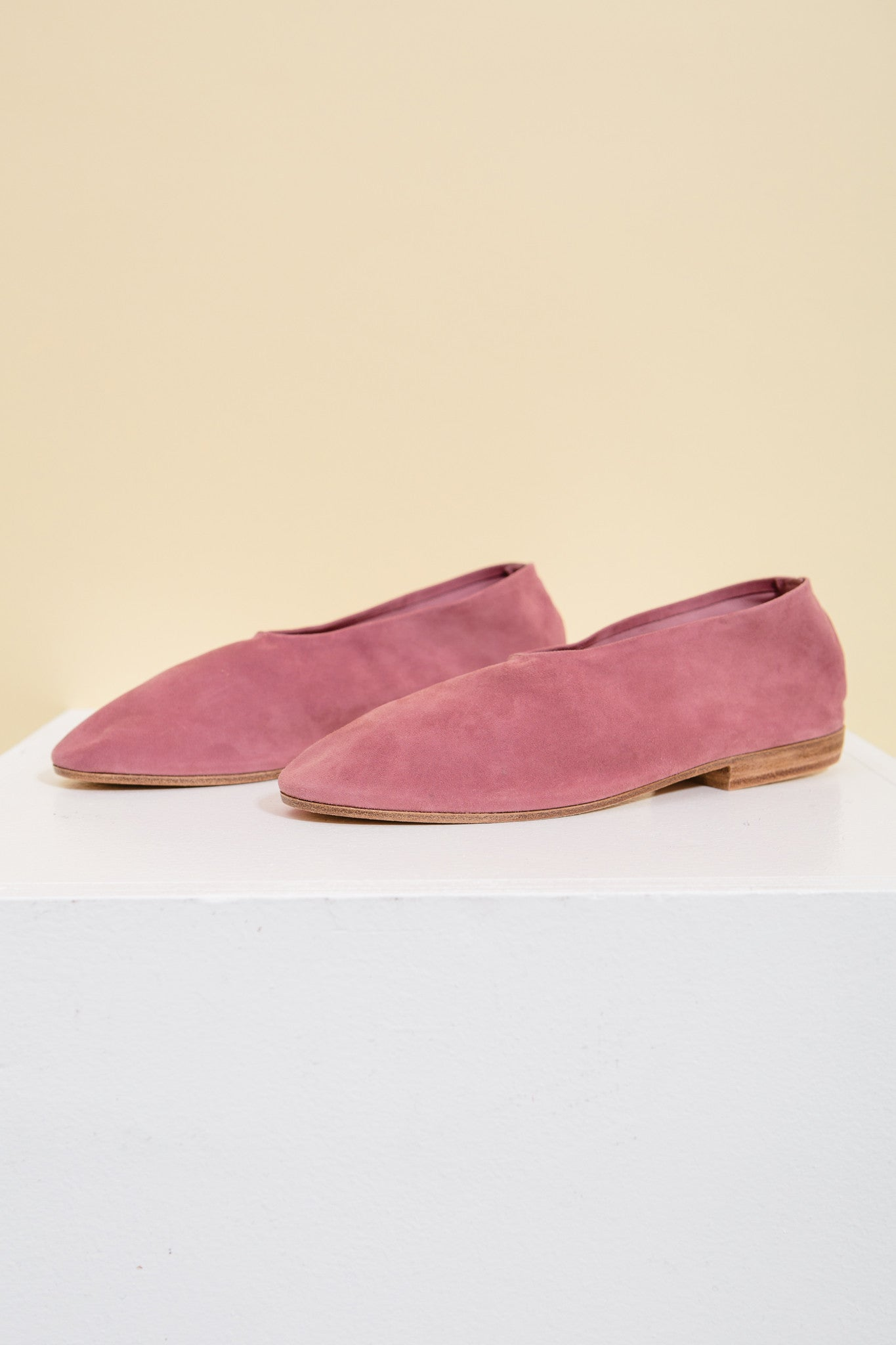 Rose Slip On Shoe
