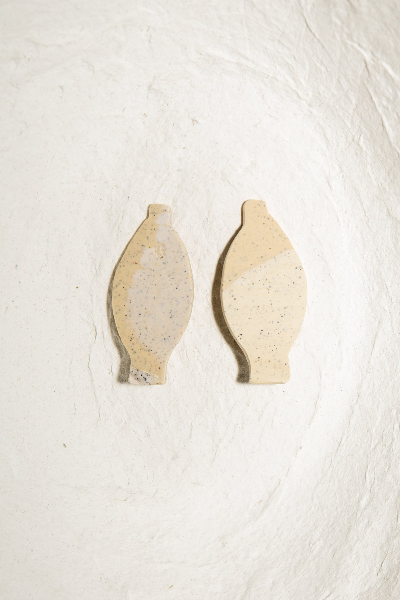 Vessel Clay Earrings