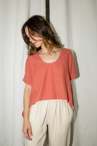 Clay Ulla Top