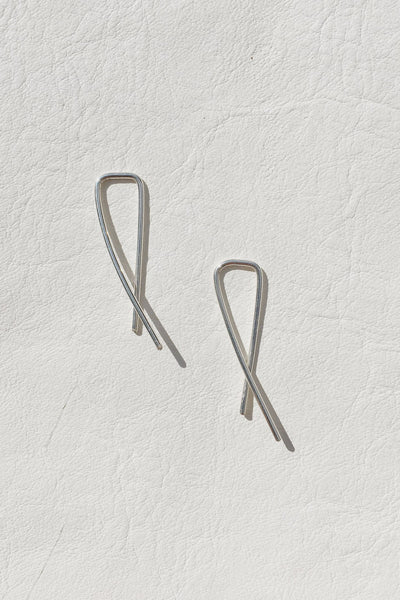 Simple Twist Earrings