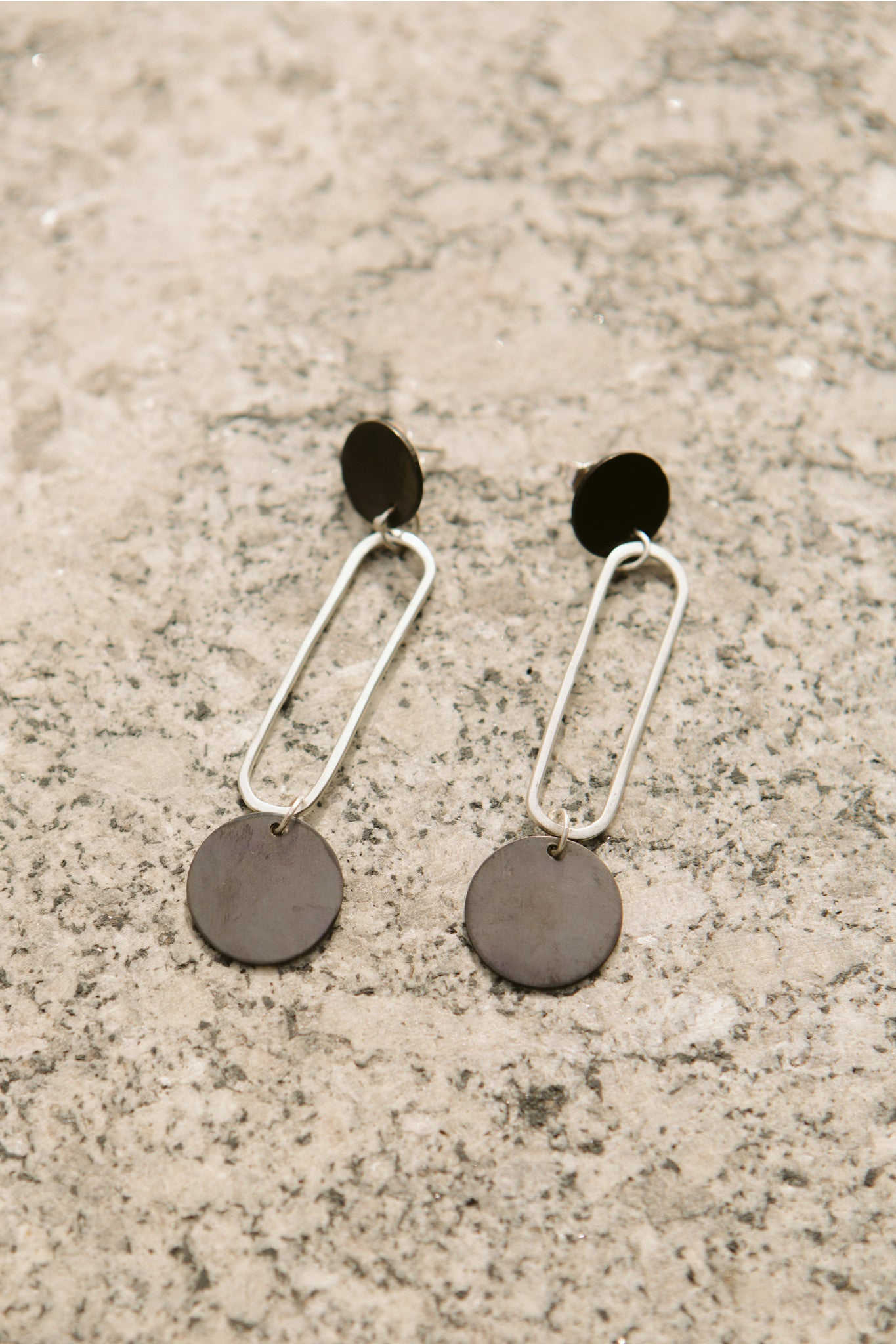 Solar Nebula Earrings