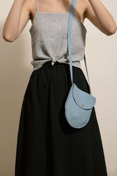 Leather Swing Bag