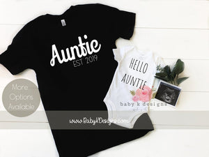 Auntie Set of 2