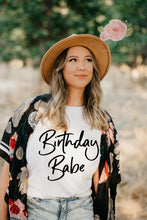 Load image into Gallery viewer, Birthday Babe Shirts