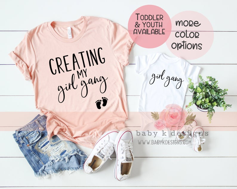 Creating My Girl Gang - Set of 2