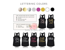 Load image into Gallery viewer, Women's Custom Tank Tops